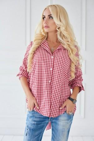 Lux Look: Рубашка с Открытой Спиной 245 - главное фото