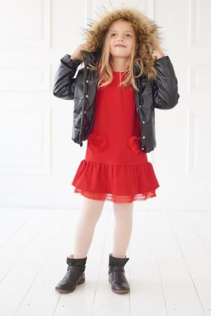 Lux Look: Куртка Кожа Детский 351 - главное фото