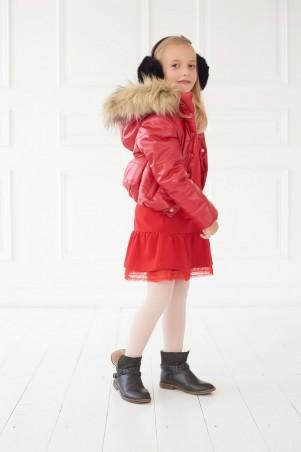 Lux Look: Куртка Кожа Детский 350 - главное фото