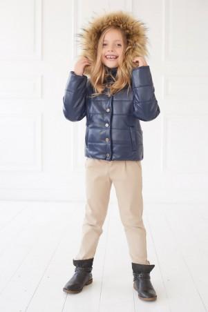 Lux Look: Куртка Кожа Детская 349 - главное фото