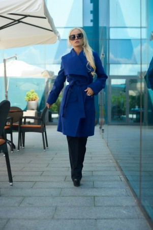 Lux Look: Пальто Воротник 376 - главное фото