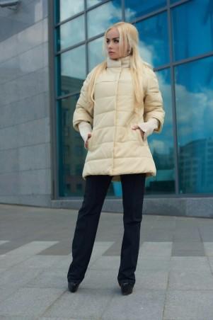 Lux Look: Куртка с довязом на рукаве 395 - главное фото