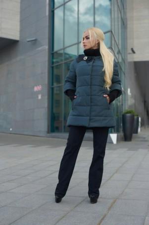 Lux Look: Куртка с довязом на рукаве 394 - главное фото