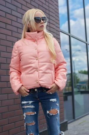 Lux Look: Куртка Кожа короткая 390 - главное фото