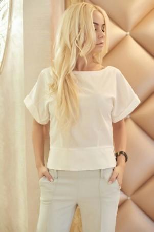 Lux Look: Блузка Классика 257 - главное фото