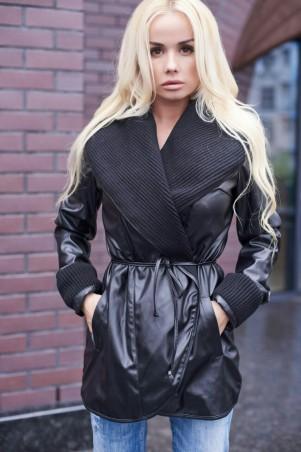 Lux Look: Куртка Кожа Довяз 311 - главное фото