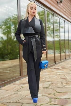 Lux Look: Кардиган Косуха Кожа 444 - главное фото