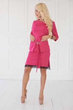 Lux Look: Платье Карман Розовый Платье Карман 147 - главное фото