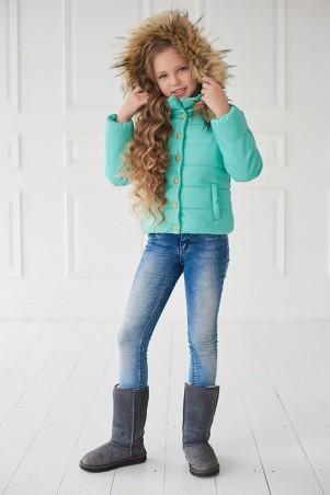 Lux Look: Куртка Кожа Детский 496 - главное фото