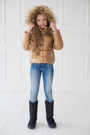 Lux Look: Куртка Кожа Детский 497 - главное фото