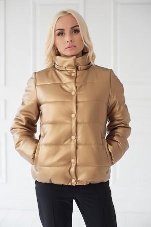 Lux Look: Куртка Кожа короткая 504 - главное фото