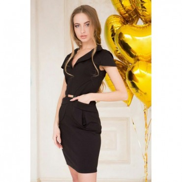 Lux Look: Платье Круглый Карман 186 - главное фото