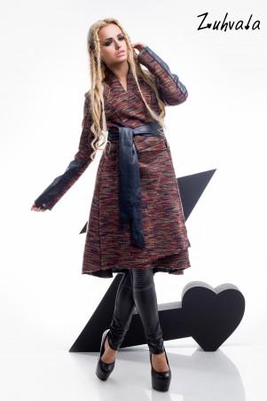 Zuhvala: Легкое пальто - накидка Альянс - главное фото