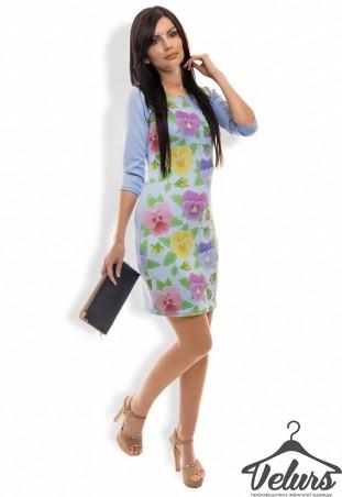 Velurs: Платье 21899 - главное фото