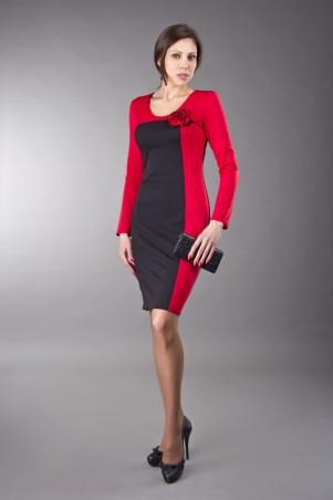 GHAZEL: Платье Маки 10401 - главное фото
