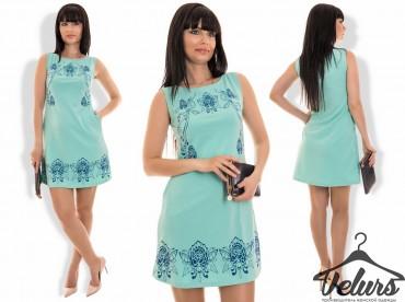 Velurs. Платье. Артикул: 21941