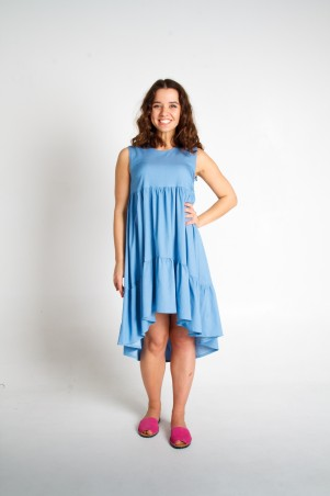 "MiLiLook. Платье Джинс ""Веторок"". Артикул: MiLiLook-123812"
