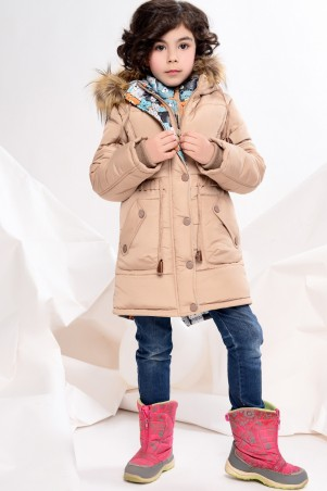 Carica. Пальто детское. Артикул: DT-8239