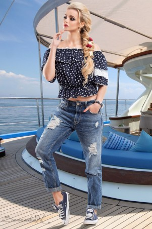 Seventeen: Блуза 652.1447 - главное фото