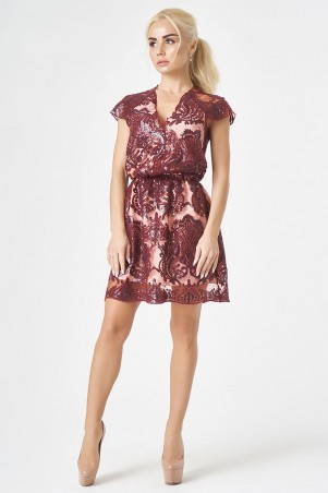 Lux Look. Платье. Артикул: Miy 728