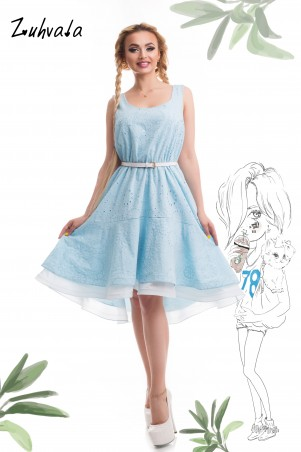 Zuhvala. Платье. Артикул: Мальта