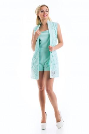 Zuhvala. Комплект (комбинезон + жилет + юбка). Артикул: Мохито