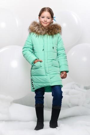 X-Woyz: Детская зимняя куртка DT-8256-7 - главное фото