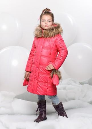 X-Woyz: Детская зимняя куртка DT-8257-9 - главное фото