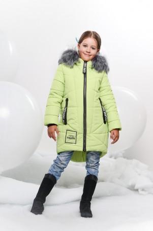 X-Woyz: Детская зимняя куртка DT-8258-12 - главное фото
