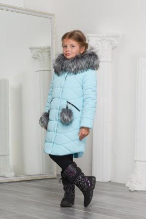 X-Woyz: Детская зимняя куртка DT-8254-7 - главное фото