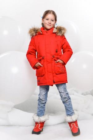 X-Woyz. Пальто детское. Артикул: DT-8236-14