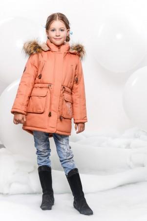 X-Woyz: Пальто детское DT-8236-10 - главное фото