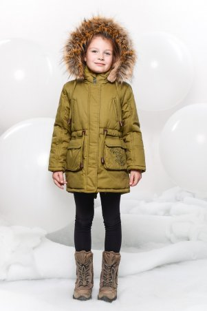 X-Woyz: Пальто детское DT-8236-1 - главное фото