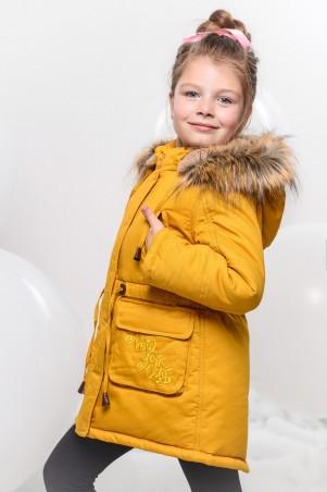 X-Woyz: Пальто детское DT-8236-6 - главное фото