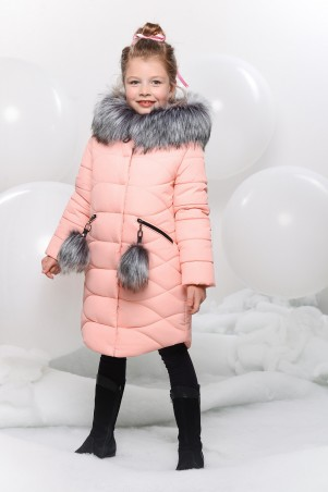 X-Woyz: Детская зимняя куртка DT-8254-10 - главное фото