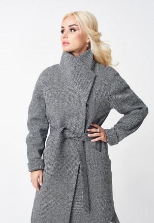 Lux Look. Пальто. Артикул: Стойка 780