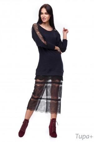 Angel PROVOCATION. Платье-туника, длинна миди. Артикул: ТИРА+