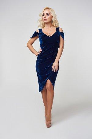 Lux Look: Платье бархат 852 - главное фото
