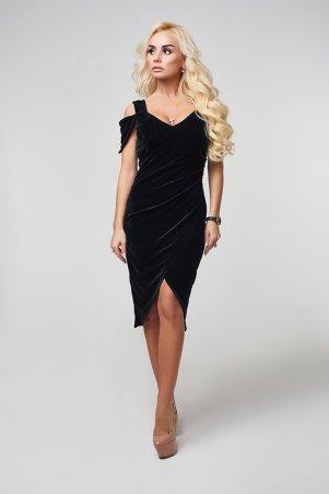 Lux Look: Платье бархат 853 - главное фото