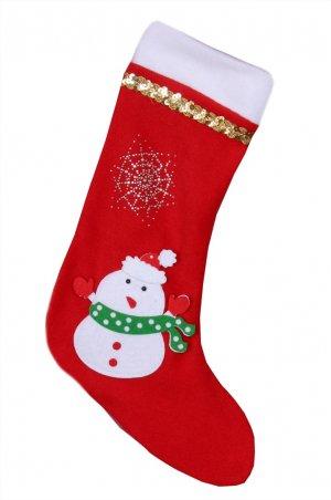 Tashkan. Рождественский носок для подарков. Артикул: 1594