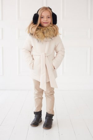 Lux Look. Куртка. Артикул: Косуха Детская 352