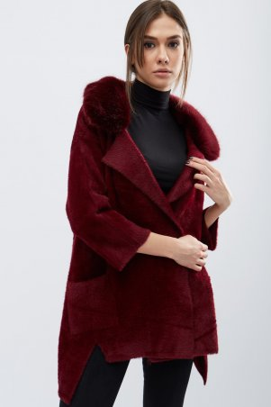X-Woyz. Вязаное пальто. Артикул: -31013-16