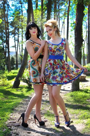 Vision FS: Платье «Лето» 14717 - главное фото