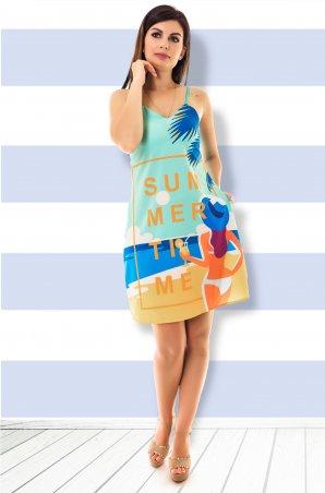 Velurs: Платье Summer Time 211121 - главное фото