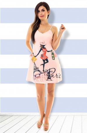 Velurs. Платье Paris Girl. Артикул: 211109