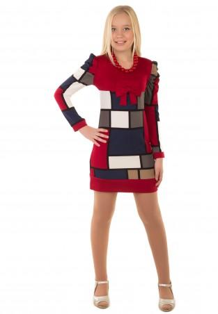 Tashkan: Платье Пазл 512 - главное фото