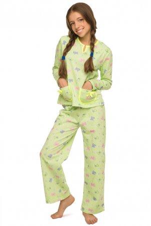 Tashkan. Пижама Бемби, зеленый. Артикул: 1377000001