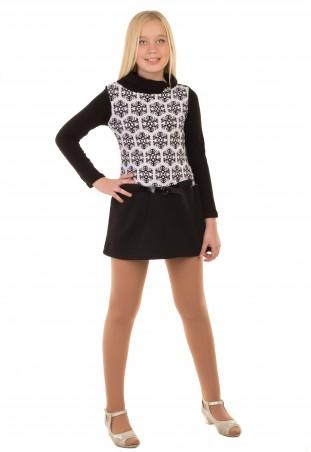 Tashkan: Платье Сноу 927 - главное фото