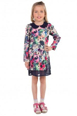 Tashkan: Платье Цветочная Феерия 958 - главное фото