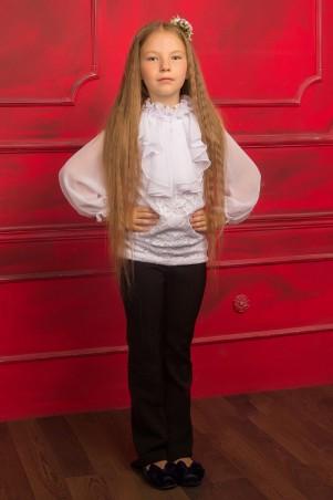 Tashkan: Блуза Маркиза, длинный рукав 1162 - главное фото